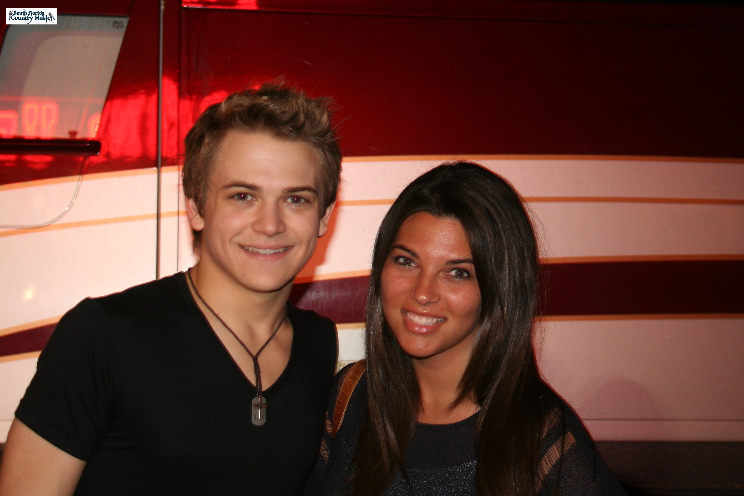 Photos meet greet w hunter hayes south florida country music photos by leslie paczosa kristyandbryce Images