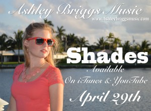 Shades flyer for Paper