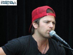 Kip Moore - photo by Mike Carroll