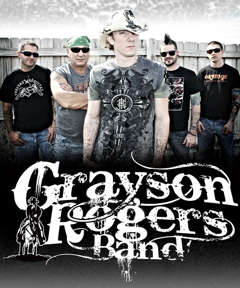 Grayson Rogers 187 South Florida Country Music