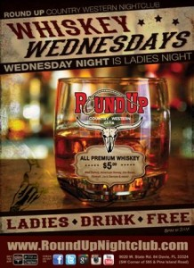 Round Up Wednesday