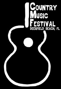 Country Music Festival Logo