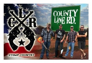 County Line Rd Band-Stomp Country 2014