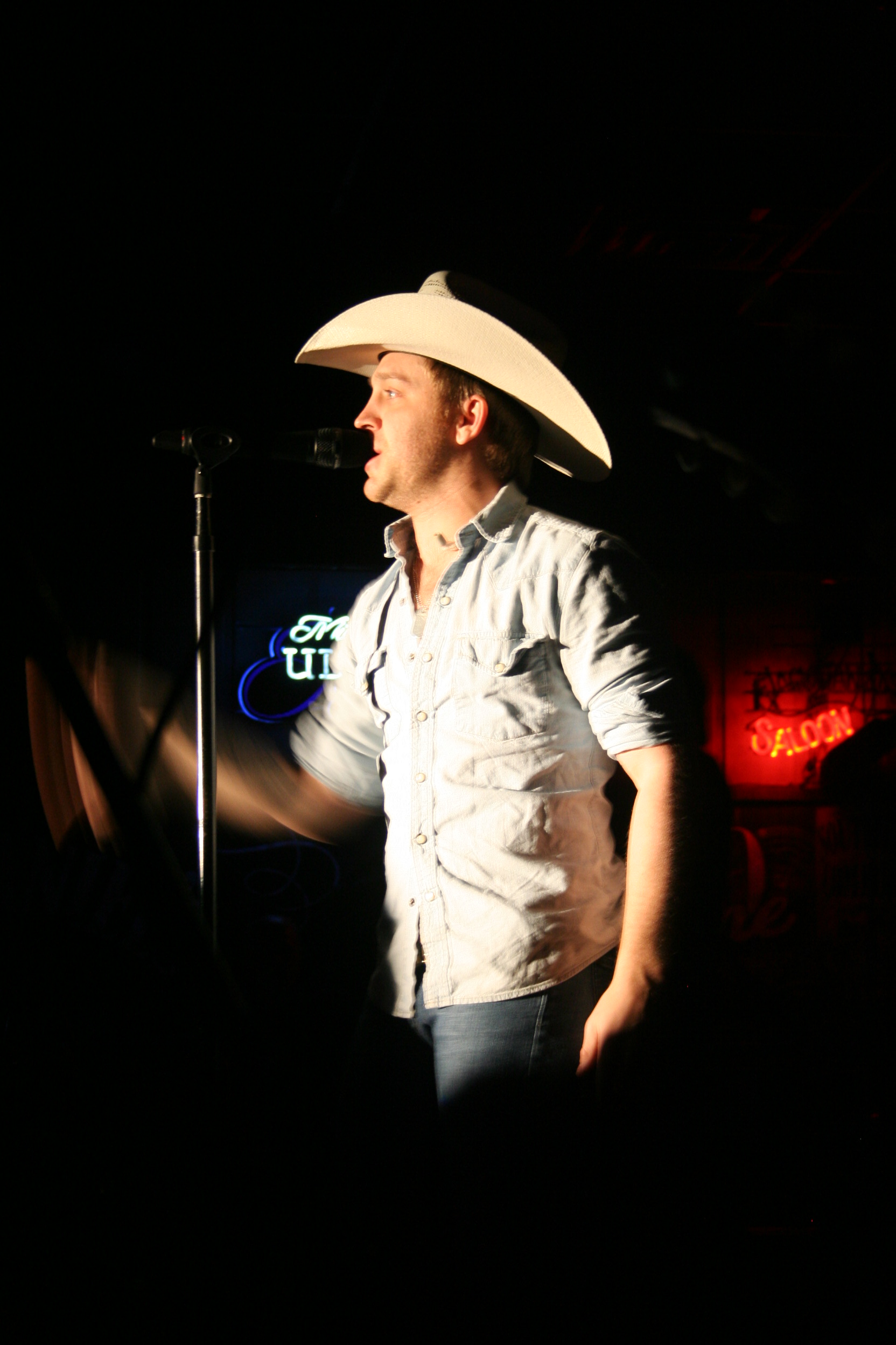 Concert Review Justin Moore At The Round Up South Florida