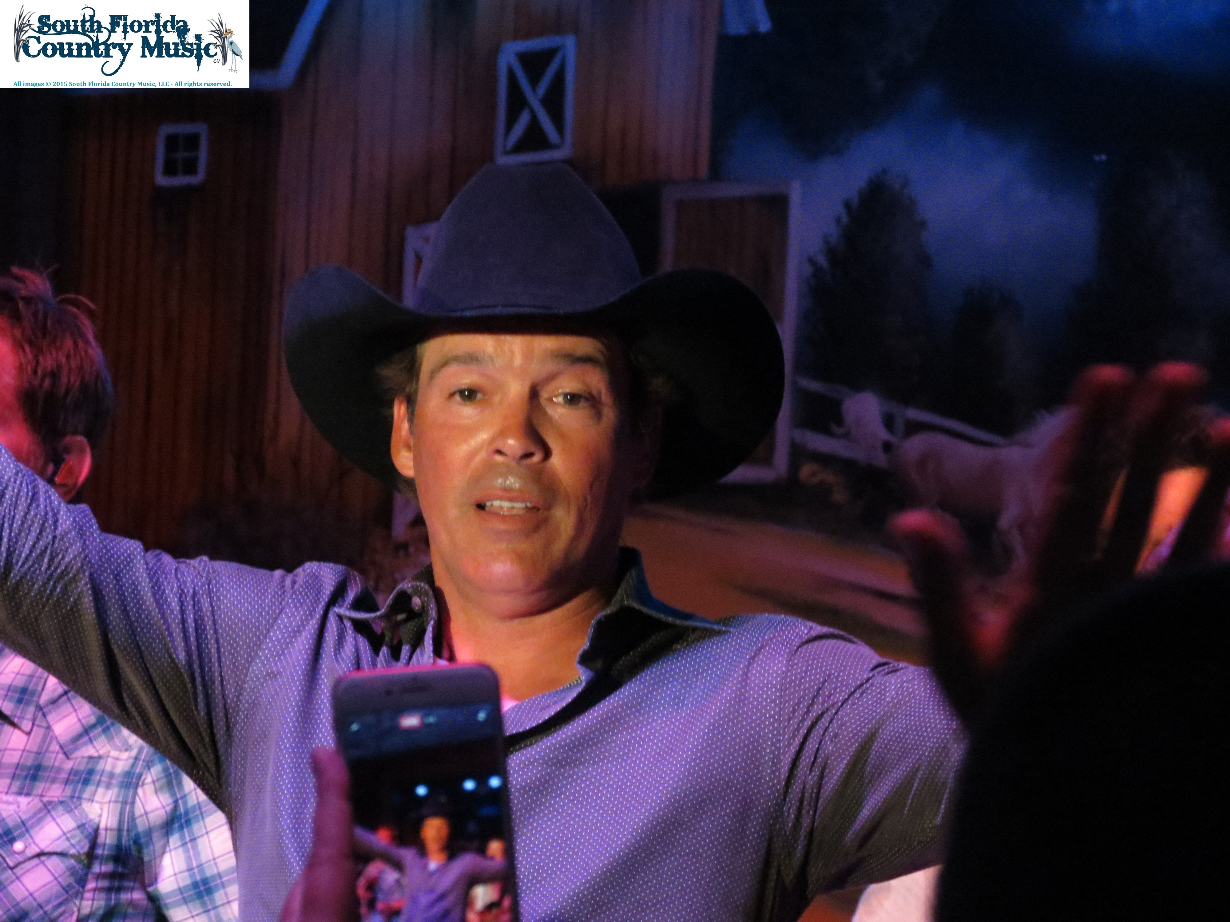 Clay Walker Is Coming To Florida For Five Shows South